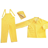 PVC/ POLYESTER RAINSUIT