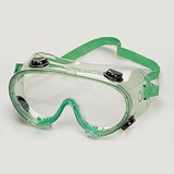 ANTI-FOG CHEMICAL SPLASH GOGGLE