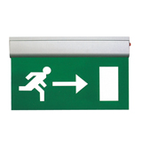 EXIT AND EVACUATE DIRECTION LIGHTS