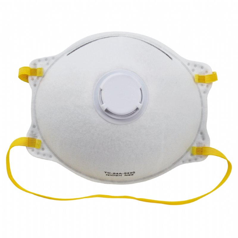 Cone - Type Se12g02 N95 Pan Taiwan Particulate Valved Respirator